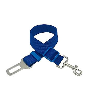 Adjustable Length Dog Car Seat Belt Safety Protector For Travel - Pets Leash