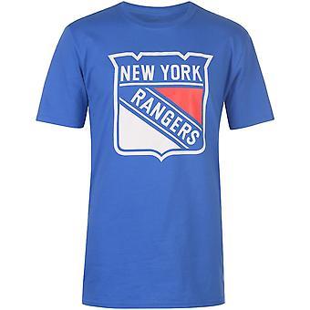 NHL Logo T Shirt Mens
