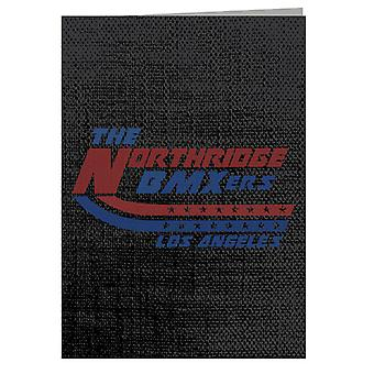 Northridge BMXers ET The Extraterrestrial Greeting Card