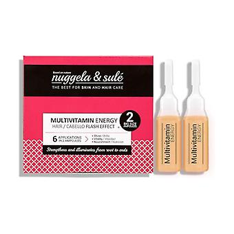 Pack 2 Multivitamin Ampoules 2 ampoules of 10ml