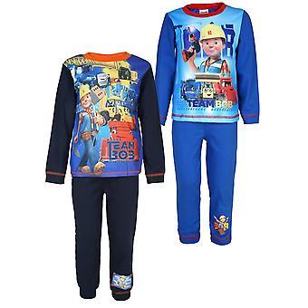 Bob The Builder Officiel Cadeau Baby Toddler Boys Pyjamas
