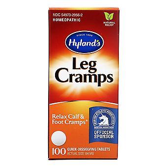 Hyland's, Leg Cramps, 100 Quick-Dissolving Tablets