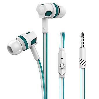 Støyisolering av øretelefoner