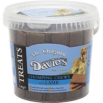 Davies Chomping Chews - Lam - 1,4 kg