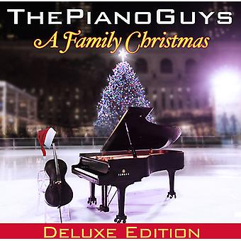 Piano Guys - A Family Christmas [Deluxe Edition] [CD] USA import
