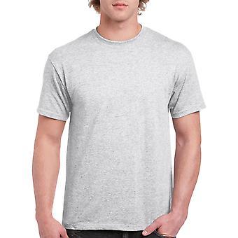 Gildan G5000 Plain Heavy Cotton T Shirt in Ash