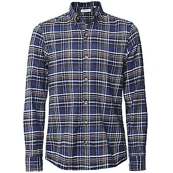 Baldessarini Flannel Check Ben Shirt