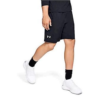Under Armour Men''s Launch Stretch Tecida shorts de 9 polegadas