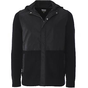 Barbour International Zip-Through Fuel Hoodie