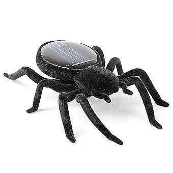 Robot educativo Scary Insect Gadget Trucco Giocattolo, Solar Spider Tarantola Juegos