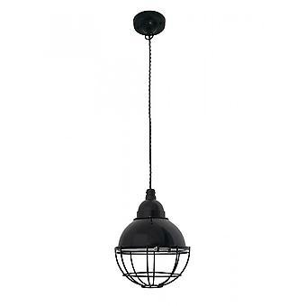 Claire Black Pendant Lamp