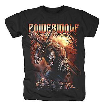 Powerwolf Via Dolorosa T shirt