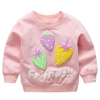 Baby Boys Girls Sweatshirts Spring Autumn Hoodies Long Sleeves Sweater, Kids