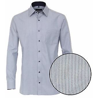 CASA MODA Casa Moda Fine Stripe Formeel shirt
