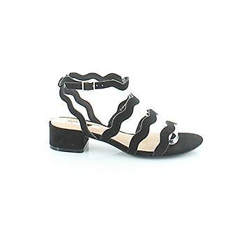 INCInternational Concepts Leticia Women's Sandals & Flip Flops Black Size 6...
