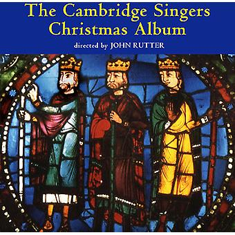 John Rutter & the Cambridge Singers - The Cambridge Singers Christmas Album [CD] USA import