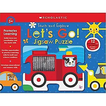 Let's Go! Legpuzzel: Scholastische Vroege Leerlingen (Puzzel) (Scholastische Vroege Leerlingen)