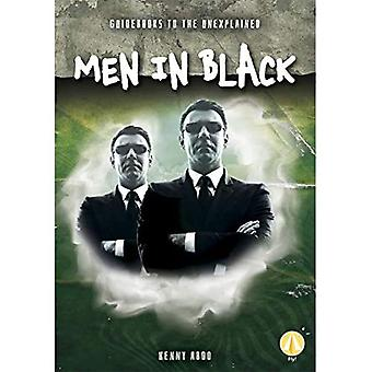 Guidebooks to the Unexplained: Men in Black