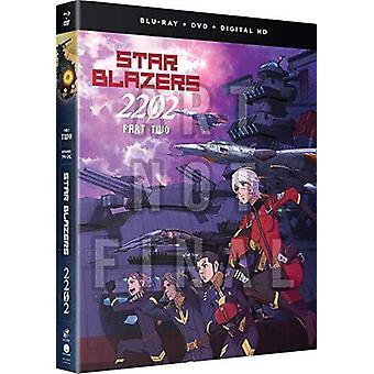 Star Blazers: Space Battleship Yamato 2202 - Pt 2 [Blu-ray] USA import