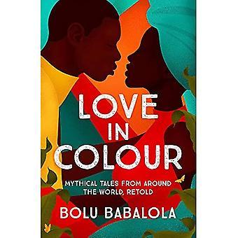Rakkaus värissä: 'Niin harvoin rakkaus ilmaistaan näin rikkaasti, tämä elävästi, tai tämä taidokkaasti.' Candice Carty-Williams