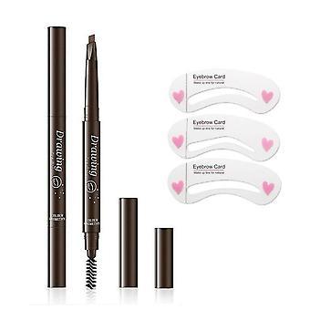 Augenbrauen Bleistift Kosmetik Make-up Tint natürliche langanhaltende wasserdicht