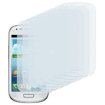 8 X Screen Protector Samsung Galaxy S3 Mini Film Guard