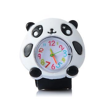 3d Cartoon Watch Animal Cute Clock Baby Kid Kwarcowy Wodoodporny student Nadgarstek