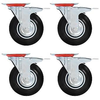 32 kpl ohjauspyörät 125 mm