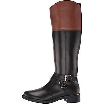 Bandolino Women's Jimani Leather Closed Toe Mid-Calf Fashion Boots