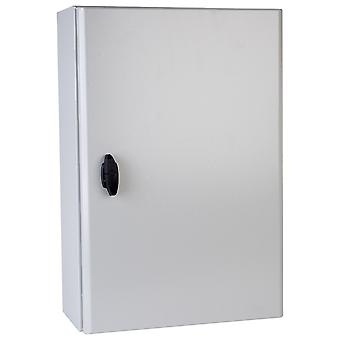 Schneider Electric NSYS3D4315P Spacial S3D Enclosure with Plate 400 x 300 x 150