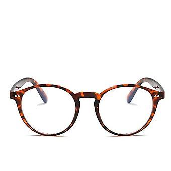 Computer-Brille, Männer Strahlen Gaming Brillen Kunststoff optischeovalrahmen