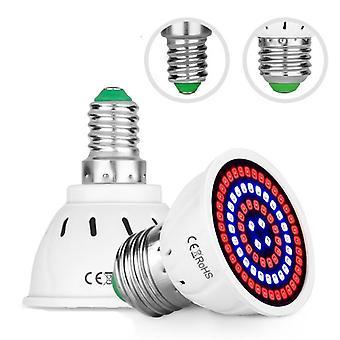 Led Grow Bulb Full Spectrum Lamps For Plant Flowers