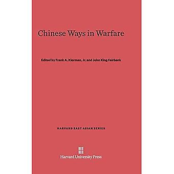 Chinese Ways in Warfare (Harvard East Asian)