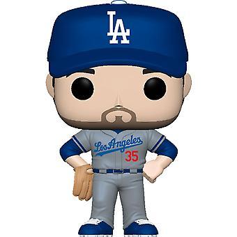 MLB: Dodgers Cody Bellinger (Road) Pop! Vinyl