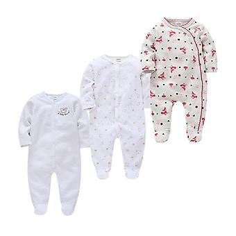 Breathable Soft Sleepers Baby Pjiama