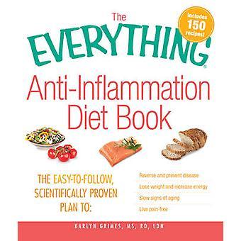 すべての抗炎症ダイエットブック - 簡単に従う - Scie