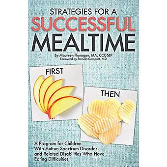 Strategies for a Successful Mealtime - A Program for Children with Aut