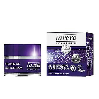 Lavera Revitalizing Sleeping Cream 50 ml