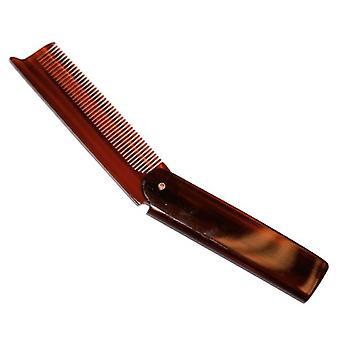 Eurostil Shell Hairdresser's Comb with Cover 20 cm