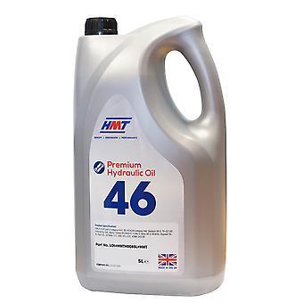 HMT HMTH008 Premium Hydraulic Oil 46 - 5 Litres - ISO VG 46