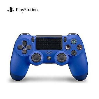 For Sony PS4 Controller Console Gamepad Wireless Bluetooth Virbration Game Joystick(blue)