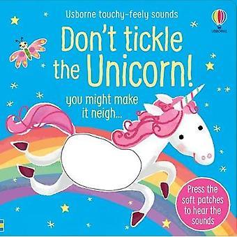 Kietel de Unicorn TouchyFeely Sound Books niet