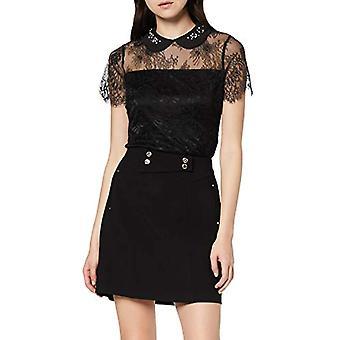 Morgan 192-damien.n T-Shirt, Black (Noir Noir), Small (Size Manufacturer: TS) Woman