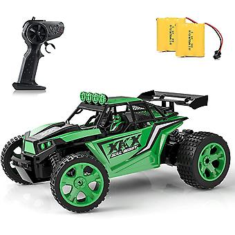 FengChun RC Racing Car, 2.4Ghz High Speed Remote Control Buggy Cars, 1:18 2WD Fast Toy Car with 2