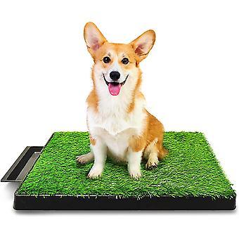 Hundeklo Hundetoilette Welpentoilette Trainingsunterlage, Indoor Hundetöpfchen, Hundetraining