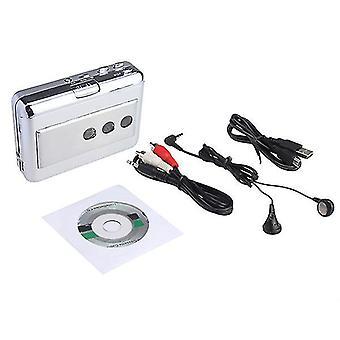 Starý páskový koncerter páska mp3 kazetový přehrávač walkman dt828