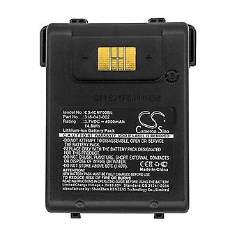 Cameron Sino Icn700Bl Battery Replacement For Intermec Barcode Scanner