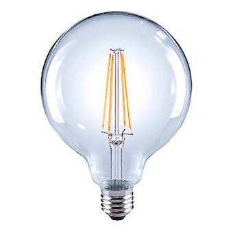 Xavax LED Globe Bulb, E27, 1055Lm REMP Amp Incand, 75W, White CHD, Adjustable