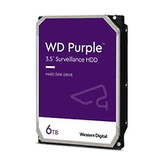"Жесткий диск Western Digital Purple Surveillance WD62PURZ 3,5"" 6 ТБ 5640 об/мин"