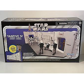 Star Wars Tantive IV -käytävä kapinallislaivaston sotilaan Kenner Hasbro F0584:n kanssa